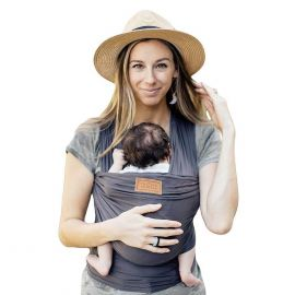 Hands-Free Babywearing Wraps Made