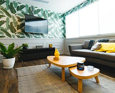 Home Interior: Modern Style 2018